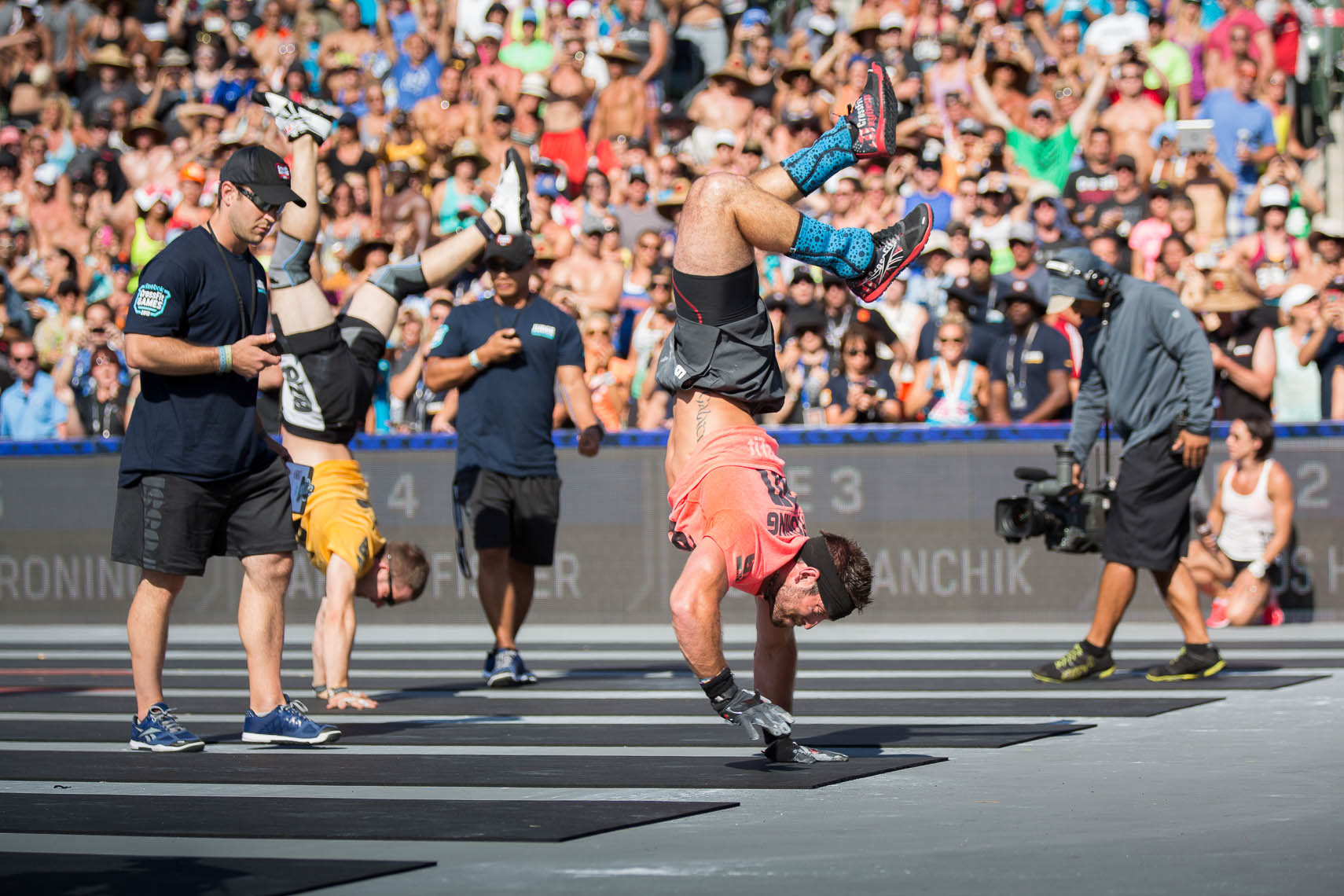 Athlete Rich Froning