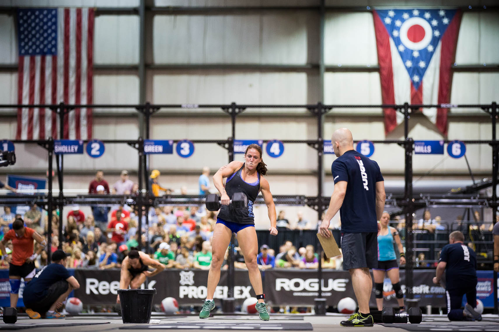 2013 Reebok CrossFit Central East Regional