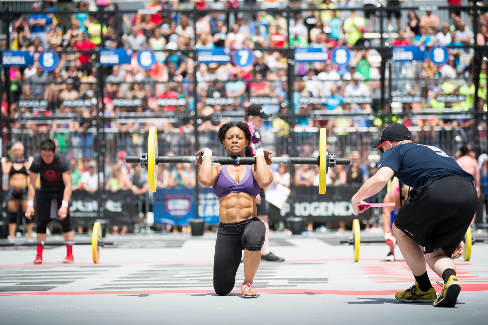 2013 Reebok CrossFit North East Regional